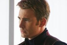 Chris Evans [a.k.a Captain America] <3