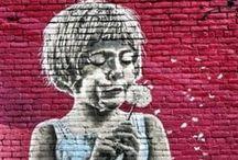 Street ART & Graffiti & Public ART