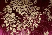 "Baroque & Damask / he word baroque is derived from the Portuguese word ""barroco"", Spanish ""barroco"", or French ""baroque"", all of which refer to a ""rough or imperfect pearl"", though whether it entered those languages via Latin, Arabic, or some other source is uncertain."