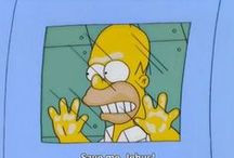 Simpsons & The Simpsons  (1989 - ~~) / The Simpsons is an American animated sitcom created by Matt Groening for the Fox Broadcasting Company. The series is a satirical depiction of a middle class American lifestyle epitomized by the Simpson family, which consists of Homer, Marge, Bart, Lisa, and Maggie. The show is set in the fictional town of Springfield and parodies American culture, society, television, and many aspects of the human condition.