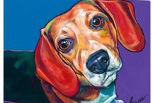 Dog ART & The Dogs