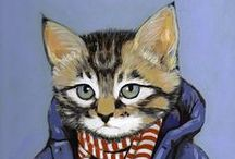 Cat ART & The Cats
