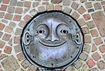 Manhole cover & Drain cover
