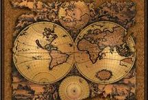 Maps / A map is a symbolic depiction highlighting relationships between elements of some space, such as objects, regions, and themes. Many maps are static two-dimensional, geometrically accurate representations of three-dimensional space, while others are dynamic or interactive, even three-dimensional. Although most commonly used to depict geography, maps may represent any space, real or imagined, without regard to context or scale; e.g. brain mapping, DNA mapping and extraterrestrial mapping.