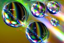 Water Drops & Pearls of Water