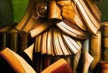 Reading Books on ART