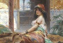 Malarstwo - Orientalistyka