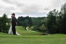 Mariage dans un Golf / GOLF de LA LARGUE (68)