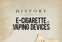 E-Cig and Vaping Infographics / Providing Infographics and ideas to help e-cigarette consumers. Learn more about the vaping industry, your choices  and the constant changes that improve your vaping experience.