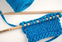 tricot / point de tricot, patrons