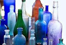 Vintage Bottles / Collectables