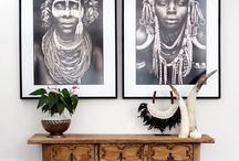 • Tribal Decor