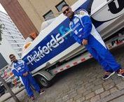 Pickfords' powerboat 2017! / Pickfords' fourth sponsored boat takes part in the 2017 P1 SuperStock powerboat championship, driven by Glynn and Lee Norvall.