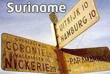 Suriname- My Homeland