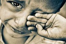 Children around the world (  3 ) / by irma