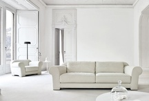 Białe salony / White living rooms /