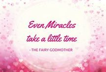 Inspiring Words / Quotes, inspiration and support for IVF treatment