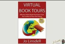 Book: Virtual Book Tours / Here you'll find pins related to my award winning, best-selling book 'Virtual Book Tours: Effective Online Book Promotion From the Comfort of Your Own Home'. http://amzn.to/1TlDMGV