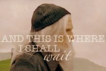Merlin / One of those heartbreaking BBC shows.  / by Hanna Jarten