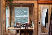 small house, small space
