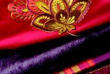 Prints, Patterns, Quilts & Patchwork