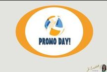 Promo Day / Promo Day is an annual online event I organize for writing and marketing professionals packed full of opportunities to promote, network and learn. It's completely free to attend too. www.PromoDay.net