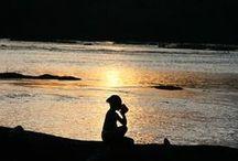 Sunrise / Sunset & Beautiful moonlight