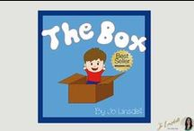 "Book: The Box / Pins related to my children's picture story book ""The Box"", plus some ideas for projects and crafts using boxes."