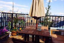 my balcony / 居心地良くしたい。