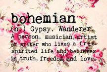 Bohemian / by irma