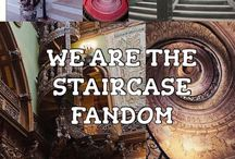 The Staircase Fandom / This is a board for people who are in the staircase fandom. Yeah, it's a fandom now....Comment if you wanna join I guess.