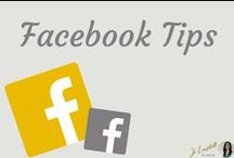 Facebook / Pins about Facebook. How to use it, features, etc...