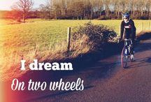 Cycling inspiration / All things cycling.....