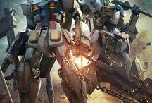 Mech bots/armor suits!!!