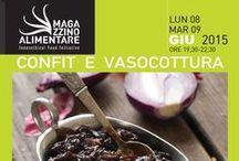I corsi di Magazzino 2015 / in un unico album tutti i corsi di Magazzino Alimentare