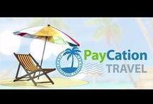 Paycation Travel / As a Certified Travel Consultant, I can get you anywhere in the world by land, air or sea from the comfort of my home, and I can show YOU how to do that too!   If you're interested in a lucrative home-based business in the $8 trillion travel industry, contact me at paycation@officiallycrownedtravel.com