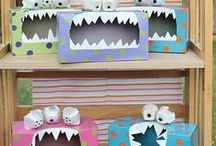 DIY For Kids / DIY crafts and project ideas for kids and parents