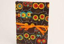 Leporello Handgebunden / Fotos schön verpackt. Das ideale kleine persönliche Geschenk. Zick Zack Fotoalbum selber basteln.