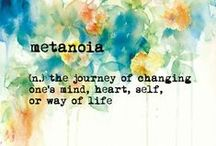Words I like - malindkate / Quotes, Words and similar inspirations. Letters that turn into words and speak right from my heart.