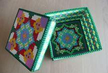 Perler boxes