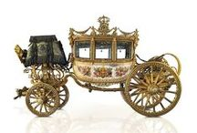 Carrozze di Casa Savoia \ The Savoy carriages