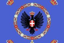 Stemmi di Casa Savoia \ Coats of arms of the House of Savoy