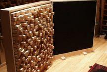 Système Acoustique Home Cinéma / Cinema Acoustic panel, panneaux acoustique pour le home cinéma