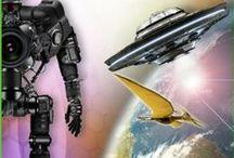 SF - Fantasy Novels