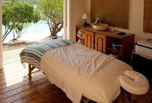 Massage Room Ideas / Massage Studio Inspiration