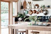 kitchens/ cuisines / by c cc
