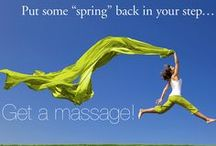Massage promotions for holidays / featured holiday goodies, ideas