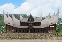 Minangkabau, West Sumatera / by The Jakarta Post Travel