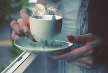 ☕☕☕ no mo' clouds in my coffee / don't fall in love, fall in coffee!
