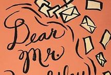 Dear Mr. Knightley / Dear Mr. Knightley - Katherine Reay. Samantha Moore has always hidden behind the words of others—namely her favorite characters in literature. Now, she will learn to write her own story—by giving that story to a complete stranger http://www.thomasnelson.com/dear-mr-knightley.html